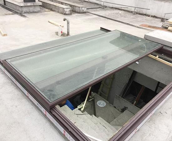 无锡滑移天窗